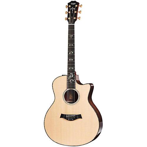 Taylor 916ce 2014 Grand Symphony Cutaway ES2 Acoustic-Electric Guitar