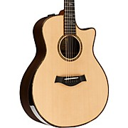 916ce John Petrucci Artist's Choice Grand Symphony Acoustic-Electric Guitar 2016 Natural