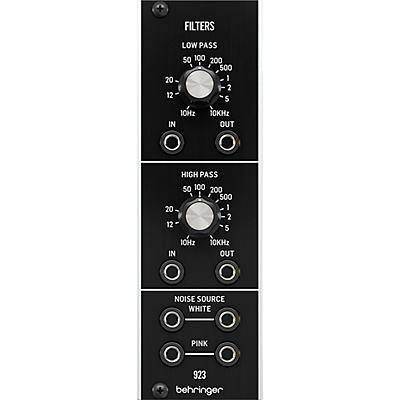 Behringer 923 Filters Analog Dual Filter Eurorack Module