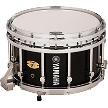 9300 Series Piccolo SFZ Marching Snare Drum 14 x 9 in. Black Forest with Chrome Hardware