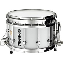 9300 Series Piccolo SFZ Marching Snare Drum 14 x 9 in. White with Chrome Hardware