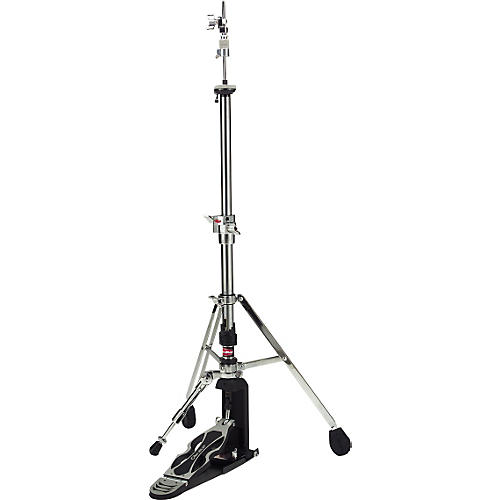 Gibraltar 9600 Series Dual-Leg Hi-Hat Stand with Direct Lever Pull Drive