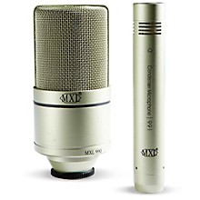 Open Box MXL 990/991 Recording Microphone Package
