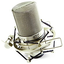 Open Box MXL 990 Condenser Microphone with Shockmount