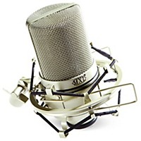 MusiciansFriend.com deals on MXL 990 Condenser Microphone with Shockmount