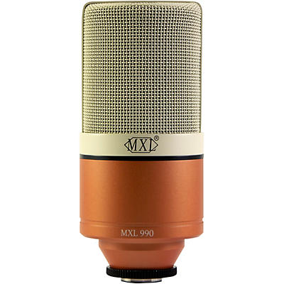 MXL 990 Greetings From California Edition Condenser Microphone