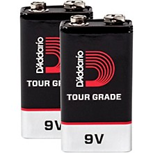 D'Addario Planet Waves 9V Battery 2 Pack