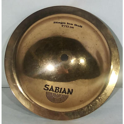 Sabian 9in Stage Ice Bell Cymbal