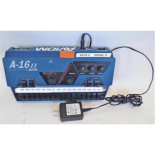 A-16/II Digital Mixer