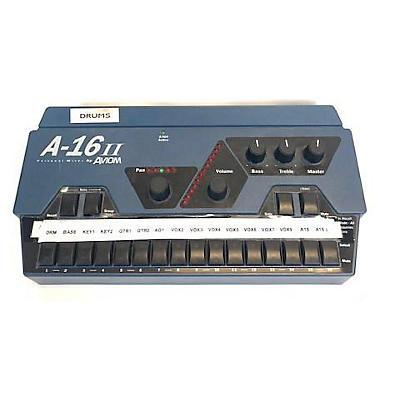 Aviom A-16 II Headphone Amp