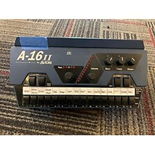 Aviom A-16 II Personal Mixer Unpowered Mixer