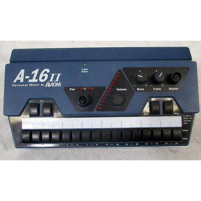 Aviom A-16II Powered Mixer