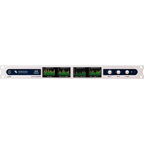 Ferrofish A 32 Dante Audio Converter
