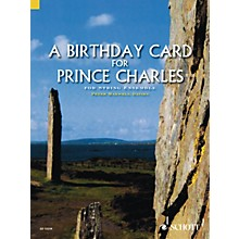 Boosey and Hawkes A Birthday Card for Prince Charles String Series Softcover Composed by Peter Maxwell Davies
