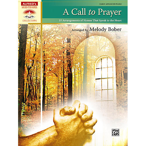 Alfred A Call to Prayer Early Advanced Piano