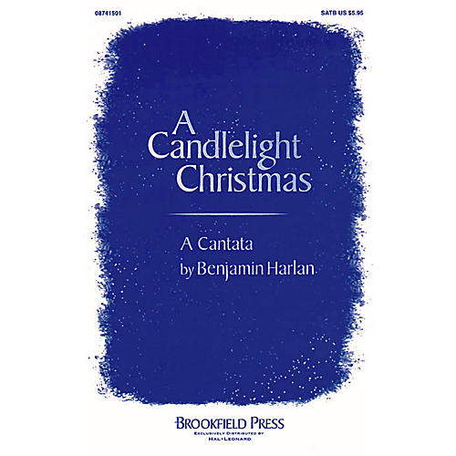 Brookfield A Candlelight Christmas Preview Pak Arranged by John Purifoy