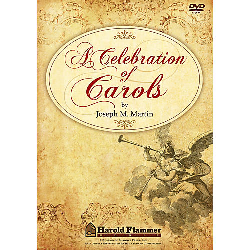 Shawnee Press A Celebration of Carols DIGITAL PRODUCTION KIT composed by Joseph Martin