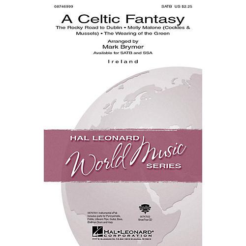 Hal Leonard A Celtic Fantasy SSA Arranged by Mark Brymer