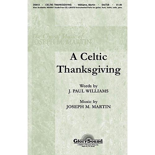 Hal Leonard A Celtic Thanksgiving SATB