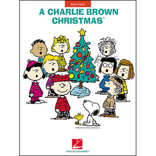 A Charlie Brown Christmas For Easy Piano