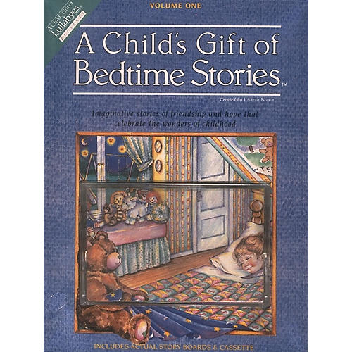 Hal Leonard A Child's Gift of Bedtime Stories Children's Series Cassette