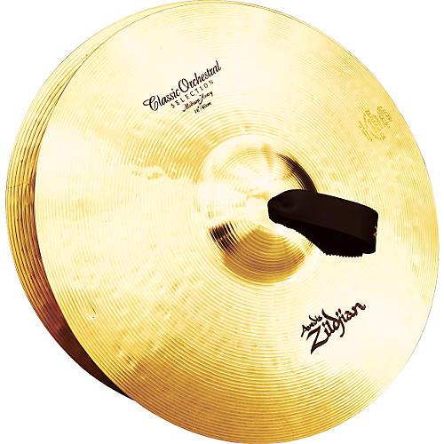 Zildjian A Classic Orchestral Medium Heavy Crash Cymbal Pair
