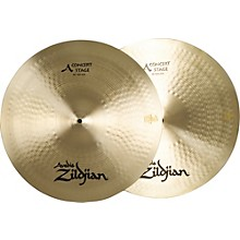 A Concert Stage Crash Cymbal Pair 16 in.