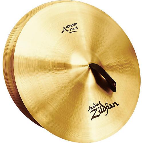 Zildjian A Concert Stage Crash Cymbal Pair