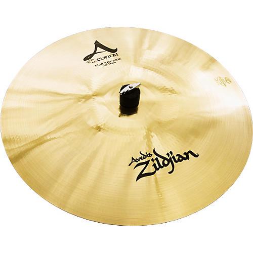 Zildjian A Custom Flat Top Ride Cymbal