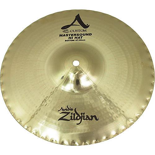 Zildjian A Custom Mastersound Hi-Hat Bottom