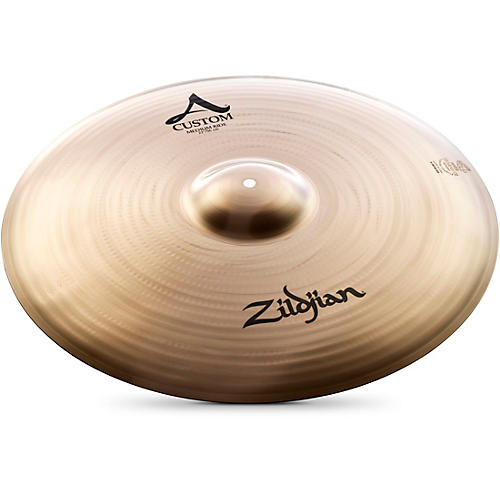 Zildjian A Custom Medium Ride Cymbal 22 in.