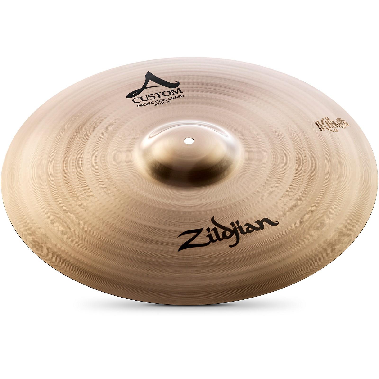 Zildjian A Custom Projection Crash Cymbal