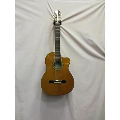 Manuel Rodriguez A Cut Classical Acoustic Electric Guitar