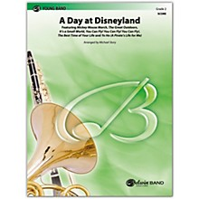 BELWIN A Day at Disneyland Conductor Score 2 (Easy)