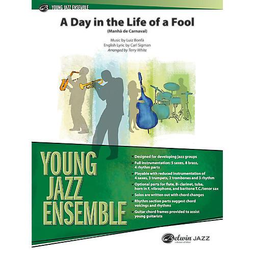 BELWIN A Day in the Life of a Fool (Manha de Carnaval) - Grade 2 (Medium Easy)