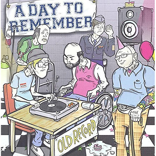 Alliance A Day to Remember - Old Record