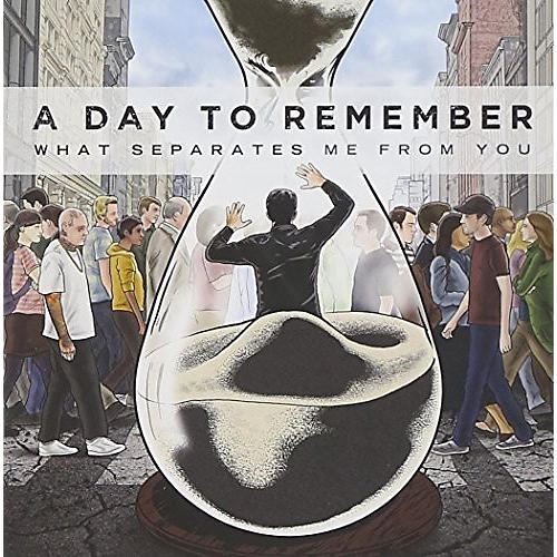 Alliance A Day to Remember - What Separates Me from You