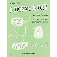 Hal Leonard A Dozen A Day Book 1 (Green cover)