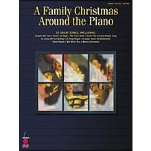 Cherry Lane A Family Christmas Around The Piano arranged for piano, vocal, and guitar (P/V/G)