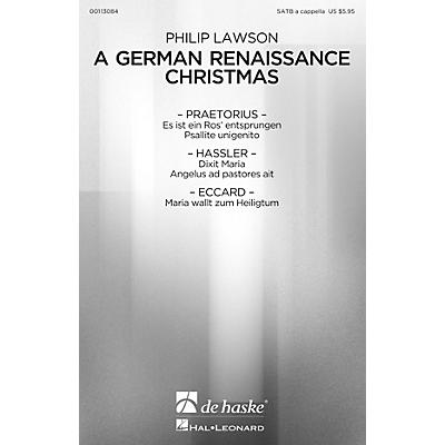 De Haske Music A German Renaissance Christmas (Choral Collection) SATB A CAPPELLA COLLECTION by Hans Leo Hassler