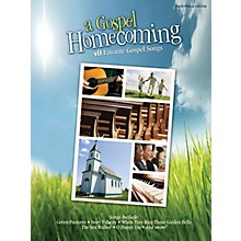 Shawnee Press A Gospel Homecoming Piano/Voice/Guitar Composed by Various
