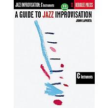 Berklee Press A Guide to Jazz Improvisation C Instruments (Book/CD)