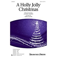 Shawnee Press A Holly Jolly Christmas Studiotrax CD Arranged by Greg Gilpin