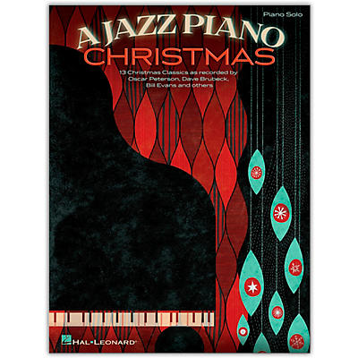 Cherry Lane A Jazz Piano Christmas Piano Solo Songbook