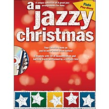Hal Leonard A Jazzy Christmas - Flute Play-Along Book/CD
