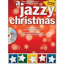 Hal Leonard A Jazzy Christmas - Trumpet Play-Along Book/CD