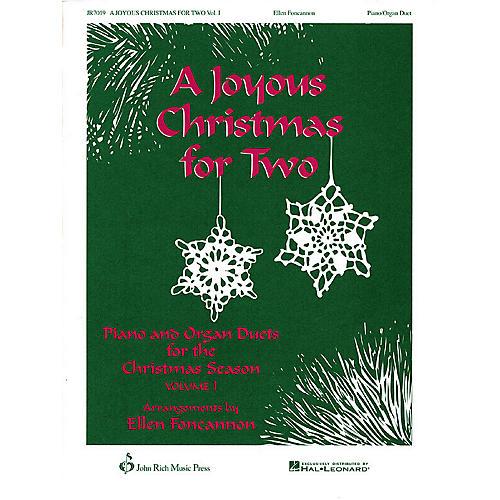 John Rich Music Press A Joyous Christmas for Two - Vol. 1