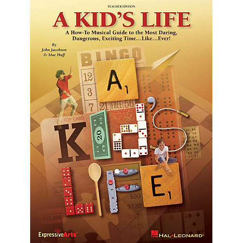 Hal Leonard A Kid's Life Singer 5 Pak Composed by John Jacobson