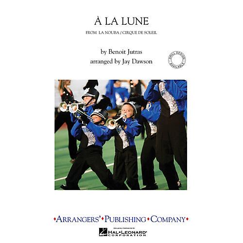 Arrangers A La Lune Marching Band Level 3 Arranged by Jay Dawson