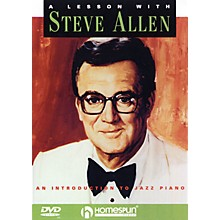 Homespun A Lesson with Steve Allen Instructional/Guitar/DVD Series DVD Performed by Steve Allen